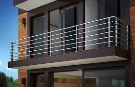 balcony design ideas simple railing