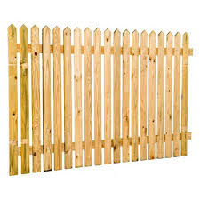Premium Picket Fencing Panels For Sale The Pole Yard