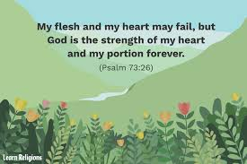 inspirational bible verses to encourage your spirit