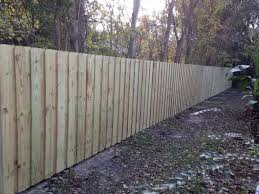 Home Depot Fence Wood Fence Installation For R Snider St Augustine Fl 32084 Fence Installation