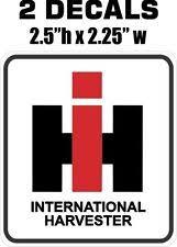 Case Ih Tractor International Harvester Logo Vinyl Sticker Bumper Window Decal Hd Bau Co At