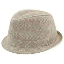 Clothing, Shoes & Accessories Men's Hats Tweed Trilby Hat Fedora Hawkins  BROWN 5 Sizes Country Classic sraparish.org