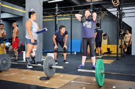 where to do crossfit in singapore and