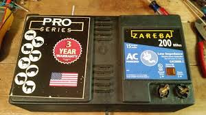 Zareba Electric Fence Charger Fence Energizer Repair Home Facebook