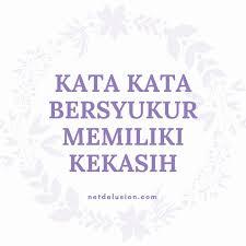 kata kata bersyukur islami dan ikhlas penuh hikmah