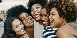 Image result for black women relaxation