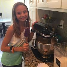 Mini Sugar Pies with Guest Kid Chef, Addie Collins