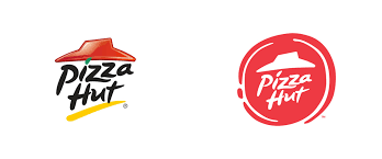 new logo and ideny for pizza hut by