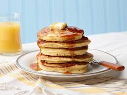 no milk pancakes recipe food network