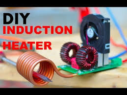 how to make an induction heater like a