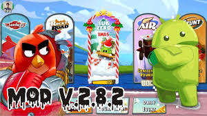 Angry Birds Go! MOD (unlimited money) 2.9.1 by Master Cheater