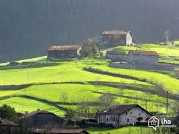 location pays basque espagne dans une