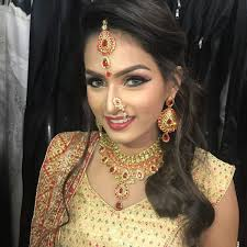indian bridal make up course msia