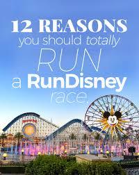 Reasons to Run a RunDisney Race