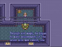 a link to the past game