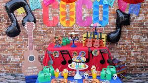 Fiesta Tematica De Coco Disney Con Las Mejores Ideas Para Un