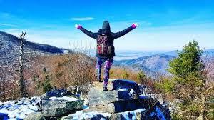 Blackrock Summit Trail Picture Of Shenandoah National Park Virginia Tripadvisor