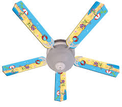Fun In The Sun Ceiling Fan 52 Ceiling Fans Kids Room Decor