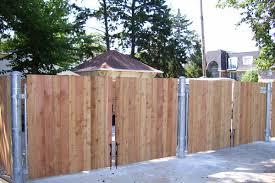 Commercial Dumpster Enclosure Paramount Fence