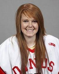 Jenna Smith is Dinos Rookie of the Year - SwiftCurrentOnline.com