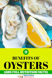 9 health benefits of oysters and full