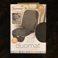 duomat car seat protector