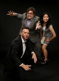CBS' 'Scorpion' actors Eddie Kaye Thomas, Ari Stidham and Jadyn ...
