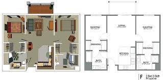 800 square foot house simple living