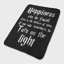 harry potter quotes happiness can be found even in the darkest of