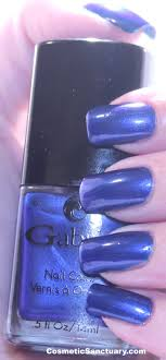 gabriel cosmetics nail color swatches
