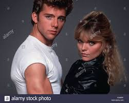 GREASE 2 PARAMOUNT PICTURES MAXWELL CAULFIELD, MICHELLE PFEIFFER ...