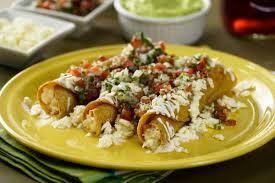 potato crispy tacos