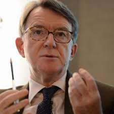 Peter Mandelson says Brexit could threaten North's place in UK