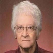 Ada Thompson Moe Obituary - Visitation & Funeral Information