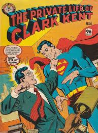 AusReprints - The Private Life of Clark Kent (Murray, 1982?)