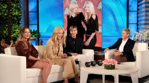 Charlize Theron Was Almost Naked When She First Met Margot Robbie ...