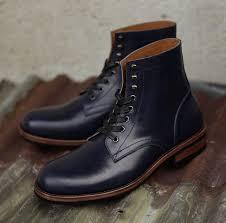 handmade men s ankle high boot men s
