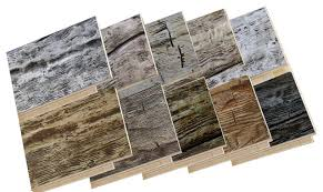 rustic t g faux wood wall planks wood