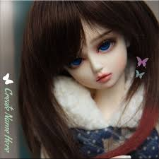 write name on barbie doll picture