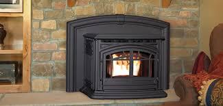 enviro m55 cast iron pellet fireplace