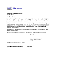 9 employee promotion letters free