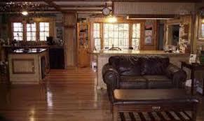 interior design ideas wooden ranch