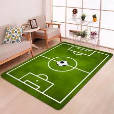 3d Football Area Rugs Flannel Rug Carpet Baby Play Crawl Mat Large Carpets For Home Living Room Kids Room Decor Carpet Aliexpress