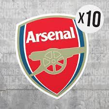 10 Arsenal Fc England Vinyl Sticker Decal Die Cut Football Uefa London Gunners Ebay