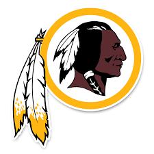 Washington Redskins Nfl Logo Sticker