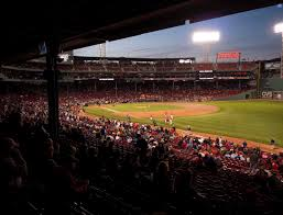 fenway park outfield grandstand 8 seat