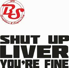 4 Shut Up Liver Vinyl Decal Funny Drinking Alcohol Drunk Drink Sticker Nobs Ebay