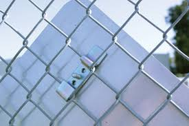 Introducing The Universal Chain Link Fence Sign Mount Bracket From Accuform Signs Accuform Signs Prlog
