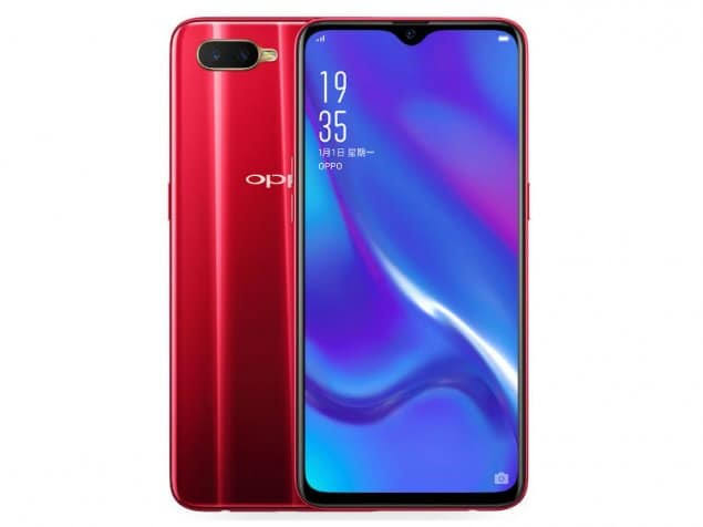 Image result for Oppo K1:""