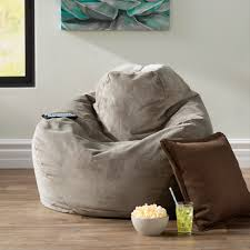 Greyleigh Medium Bean Bag Lounger Reviews Wayfair